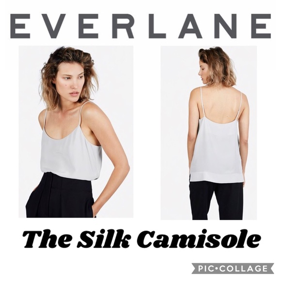 "Everlane Tops - Everlane ""The Silk Camisole"""